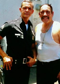 actor-billy-gallo-on-set-strike-one-danny-trejo