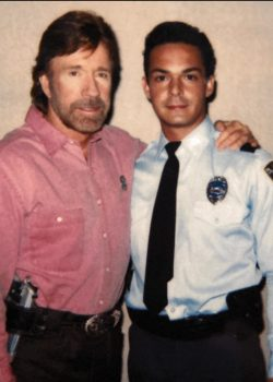 actor-billy-gallo-on-set-with-chuck-norris