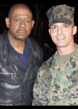 billy-gallo-actor-on-set-Forrest-Whitaker